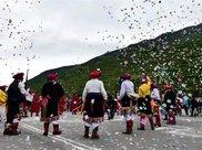 四姑娘山朝山会开幕 传统文艺让宾客大饱眼福