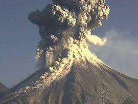 科利马火山