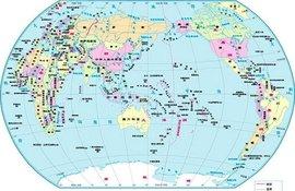 世界各国领土面积排名