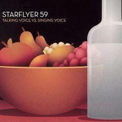 talking voice vs. singing voice