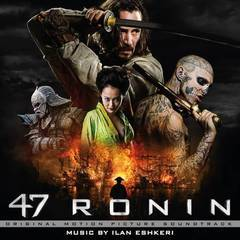 47 ronin(original motion picture soundtrack)