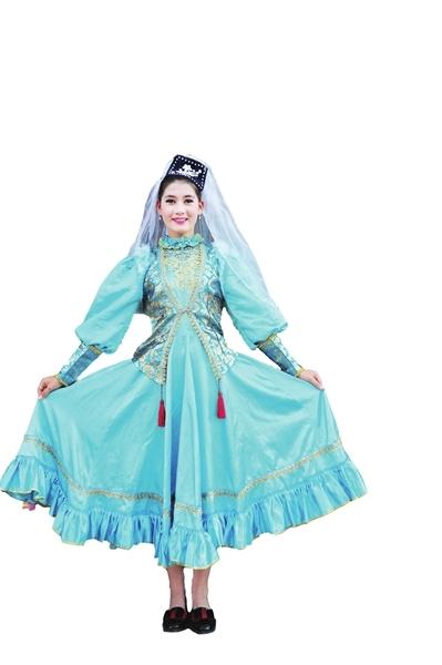 塔塔爾族少女