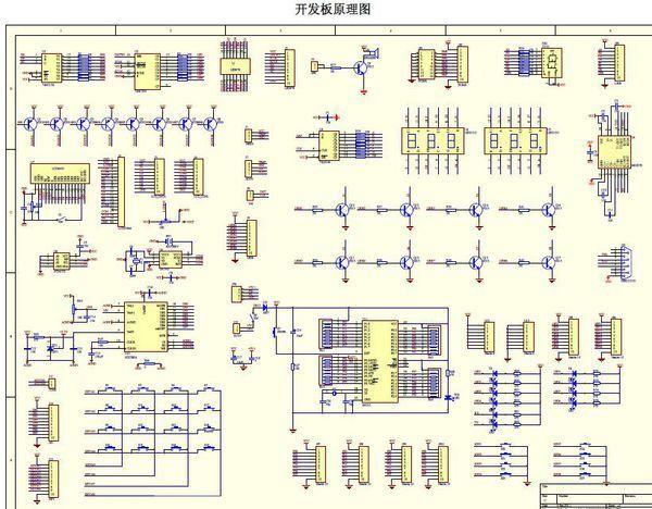 ttp229开发板原理图