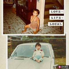 love + life + local