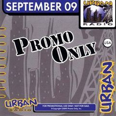 promo only urban radio september 2009