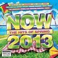now:the hits of spring 2013