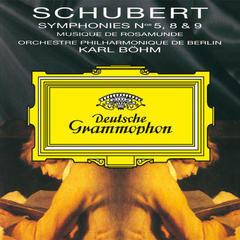 schubert: symphonies nos.5, 8 & 9