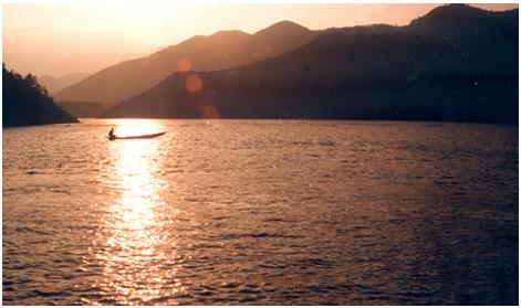 江山月亮湖是国家水利风景区,浙江省爱国主义教育基地,国家级蜂业
