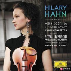 higdon & tchaikovsky:violin concertos