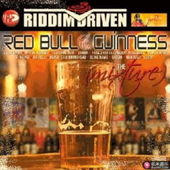 red bull & guiness - the mixture