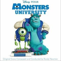 monsters university(soundtrack)