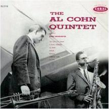 the al cohn quintet featuring bob brookmeyer