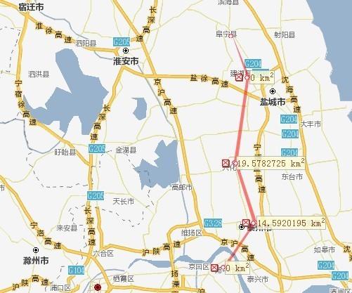 高速公路)是江苏省规划通道路网的重要组成部分,是江苏沿海开发重要的