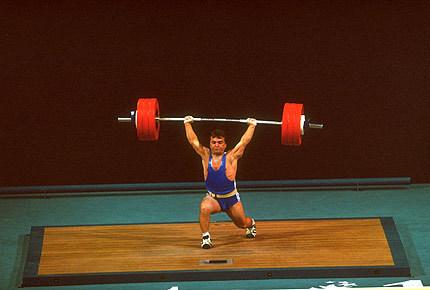 奥运会举重比赛