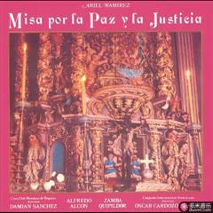 misa por la paz y la justicia