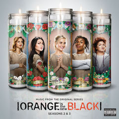 orange is the new black seasons 2 & 3(music from the original series)