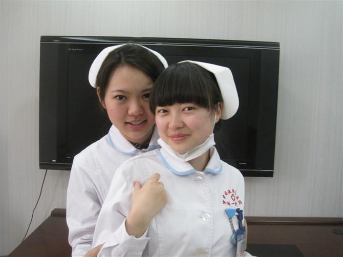 恶搞护士图片素材