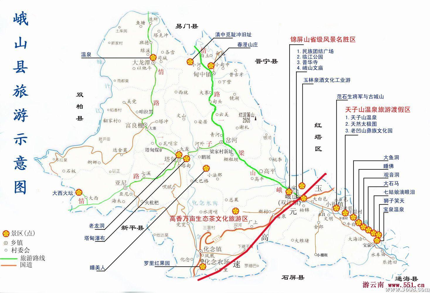 com 云南是著名的旅游大省,昆明,大理,丽江,香格里拉,西双版纳,腾冲