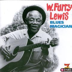 blues magician