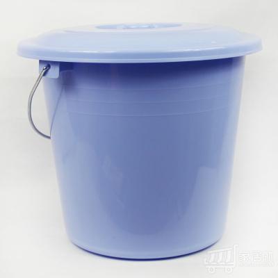 手工制作白铁皮水桶