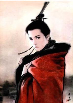 兰陵王图片图片