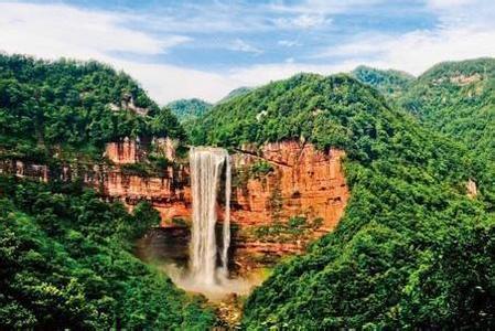 重庆市江津四面山景区达到国家5a级旅游景区标准的