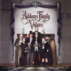 addams family values(music from the motion picture)