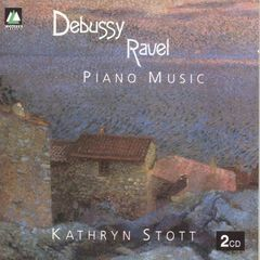 debussy, ravel: piano music
