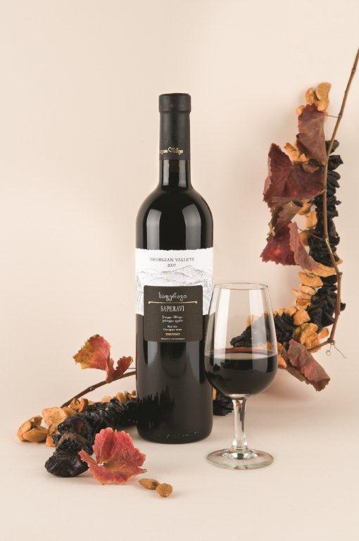 格鲁吉亚葡萄酒