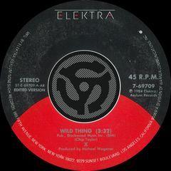 wild thing / devil doll(digital 45)
