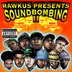 rawkus presents soundbombing ii(explicit version)