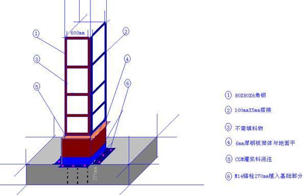框架柱就是在框架结构中承受梁和板传来的荷载