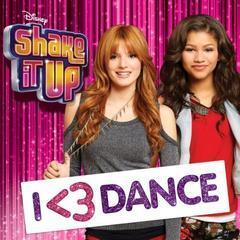 舞动芝加哥 电视原声带 shake it up(i 3 dance)(music from the tv series)